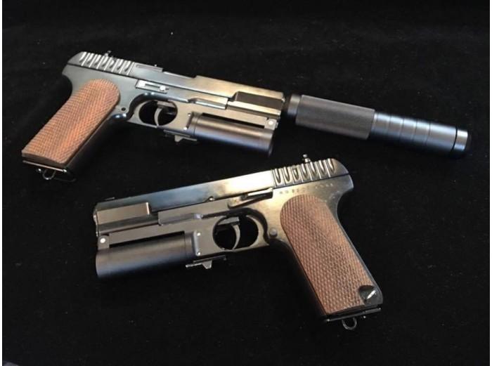 Showguns Kingsman Tt 33 Pistol Shotgun Popular Airsoft