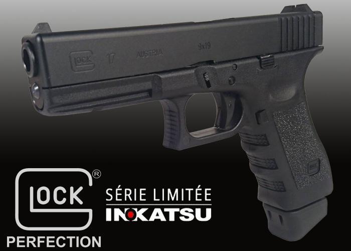 Cybergun Inokatsu Glock 17 Limited Edition