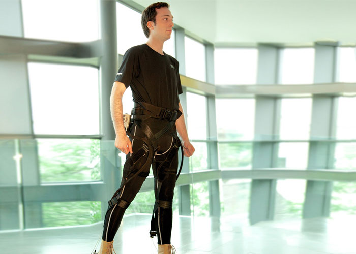 DARPA - Wyss Institute Warrior Web Exosuit
