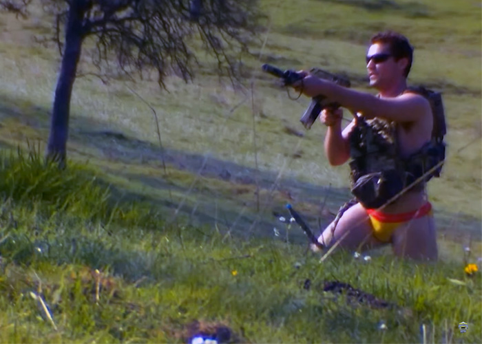 DesertFox Airsoft: Underwear Airsoft Warrior