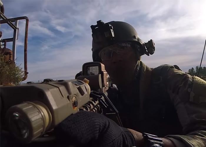 DesertFox Airsoft Ranger Fire Team MW Caspian Breakout