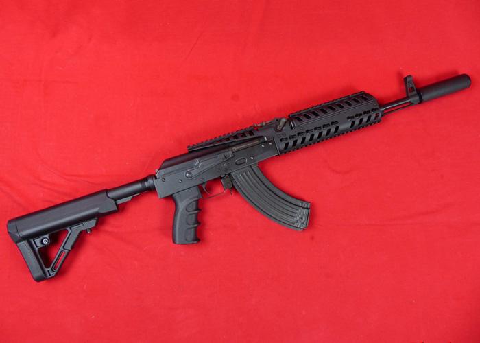 Antre du Dingo Dingchavez BO Dynamics AK Patriot
