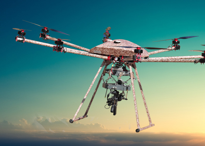 Duke Robotics Tikad Drone