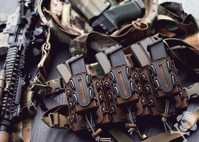 G-Code Contact Series Micro Chest Rig 3Zero