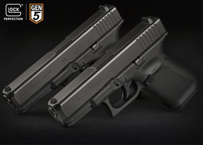 Glock Gen 5 Pistols