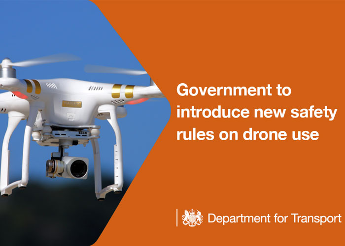 GOV.uk Drone Safety