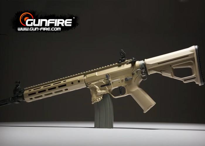 "Gunfire: ARES M4 Sharps Bros ""The Jack"""