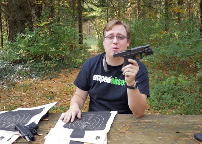 Gun Gamers: MantisX Firearms Training System