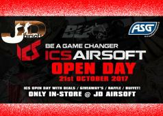 ICS Airsoft Open Day JD Airsoft