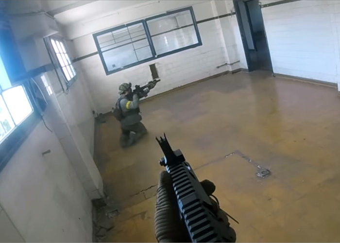 Infamous Airsoft: Krytac MK2 PDW Gameplay