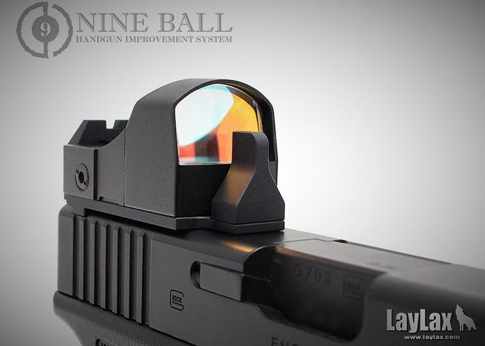 Laylax Nineball Evil Killer 08 Direct Mount TM Glock 18C AEP