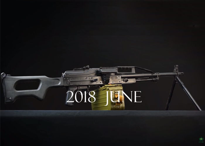 LCT Airsoft: 2018 Coming Soon