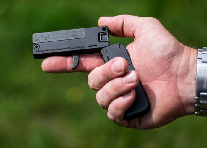 Trailblazer Firearms Lifecard