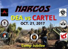Lion Claws Operation Narcos 21 October
