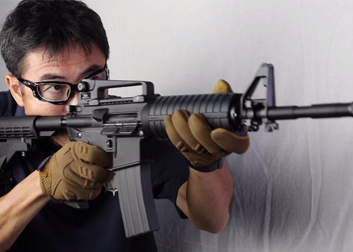 Mach Sakai: Tokyo Marui M4A1 GBB Rifle