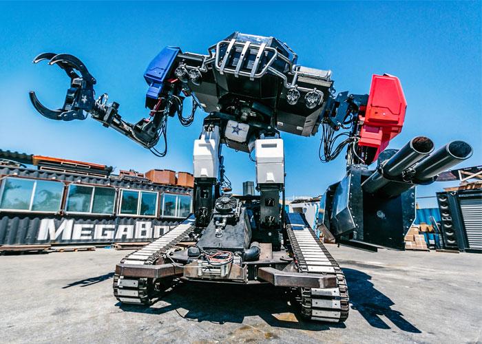 Megabots MK3 Eagle Prime