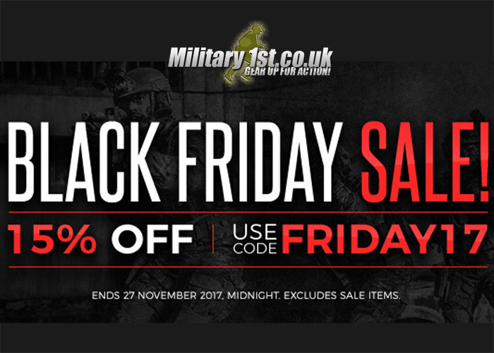 Mi1st Black Friday Sale 2017