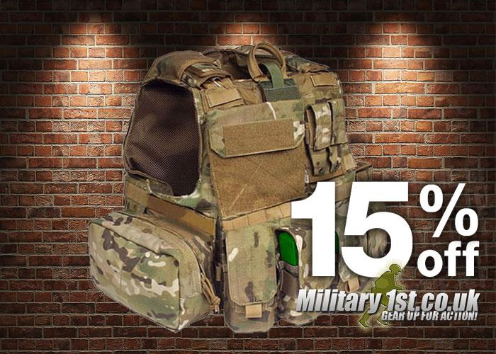 Mil1st Flyye Recon Vest MC Sale