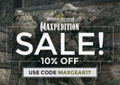 Mil1st Maxpedition Sale 2017