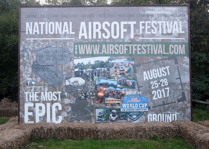 National Airsoft Festival 2017 AAR