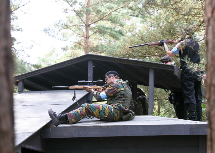 National Airsoft Festival 2017 Day 2 AAR