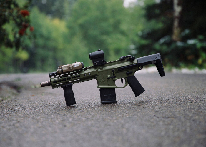 Noveske Rifleworks Ghetto Blaster Rifle