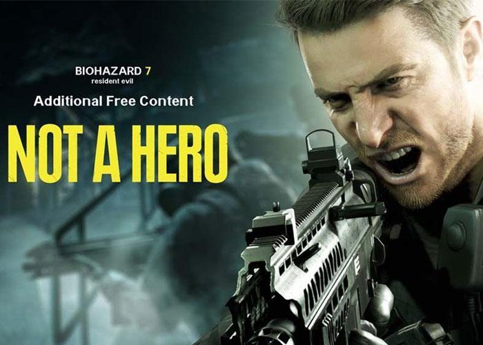 Resident Evil 7: Biohazard Not A Hero