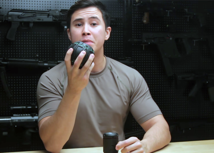 RWTV: The (Airsoft) Grenade is Evolving!