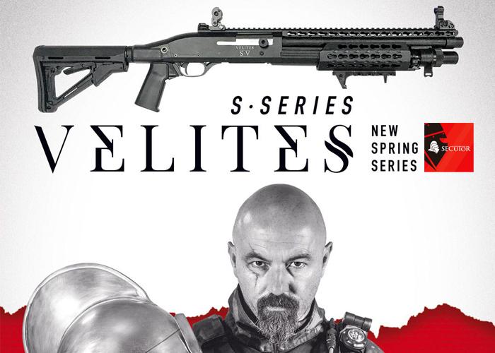 Secutor Velites S Series Pre-Order