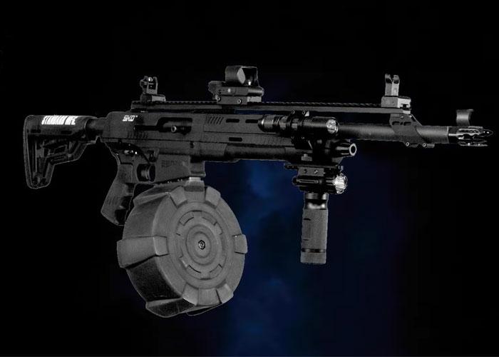 Standard Manufacturing SKO 12-Gauge Semi-Auto Shotgun