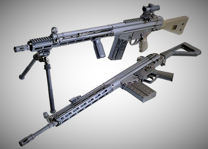 TBS: Is 2018 About The Airsoft G3 Rifle?