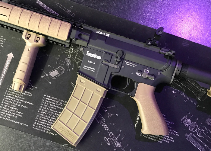 Evolution Airsoft TangoDown ECR AEG Review