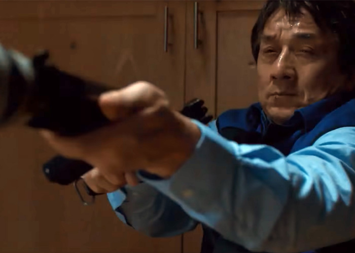 """Jackie Chan """"The Foreigner"""""""