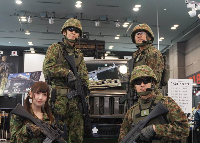 Tokyo Marui 4th Festival Type 89 GBB Presentation 02