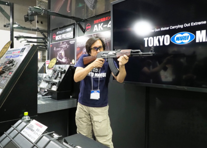 Tokyo Marui 57th All Japan Model & Hobby Show