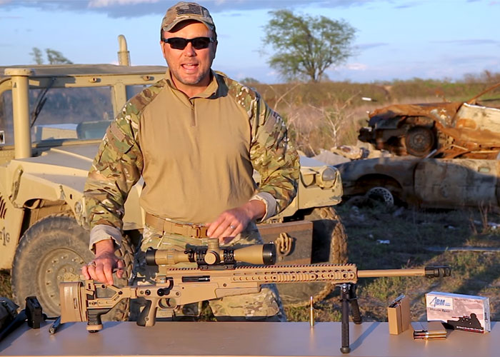 Tactical Rifleman: What is the Most Accurate Sniper Rifle?