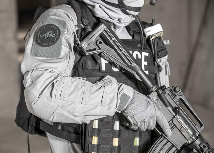 UF Pro Striker XT Gen2 Shirt Frost Grey