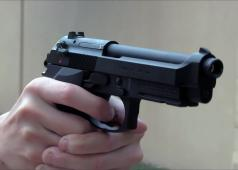 USAirsoft: G&G GPM92 GBB Pistol Review