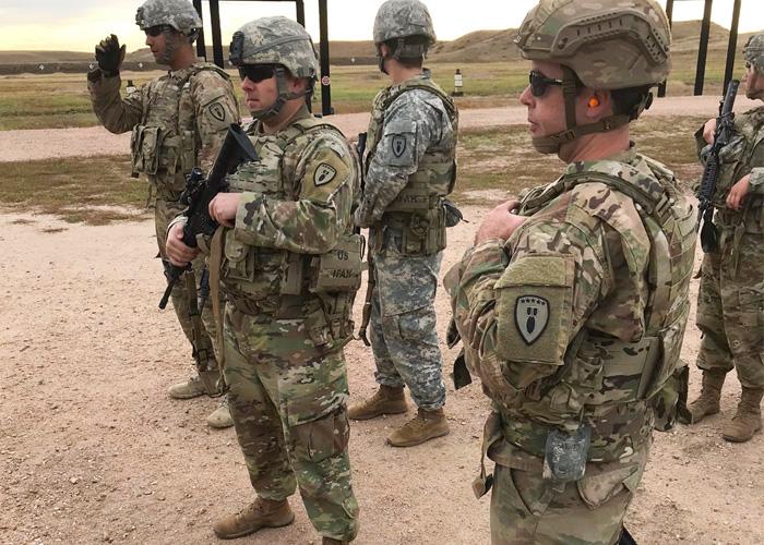 U.S. Modular Scalable Vest