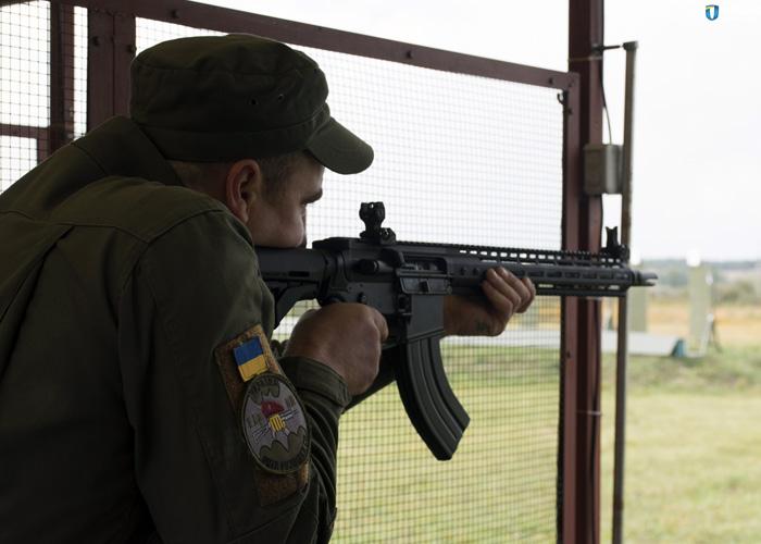 Ukrainian WAC-47 Assault Rifle