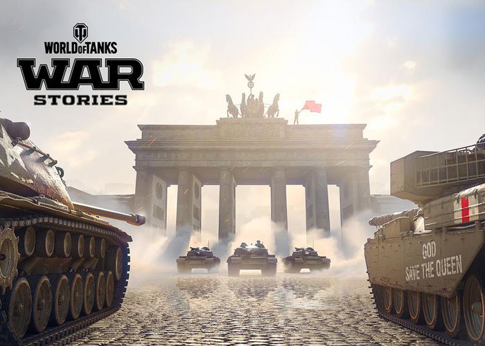 "World Of Tanks ""War Stories"""