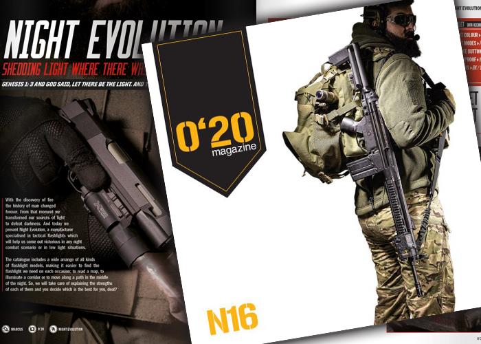 020 Magazine 20th (ES/FR) 16th (EN)