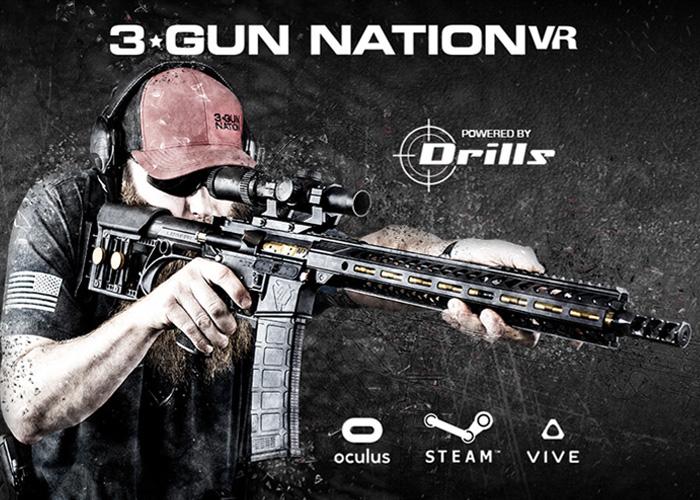 3-Gun Nation VR