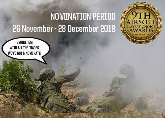 9 APCA Nomination Fourth Week