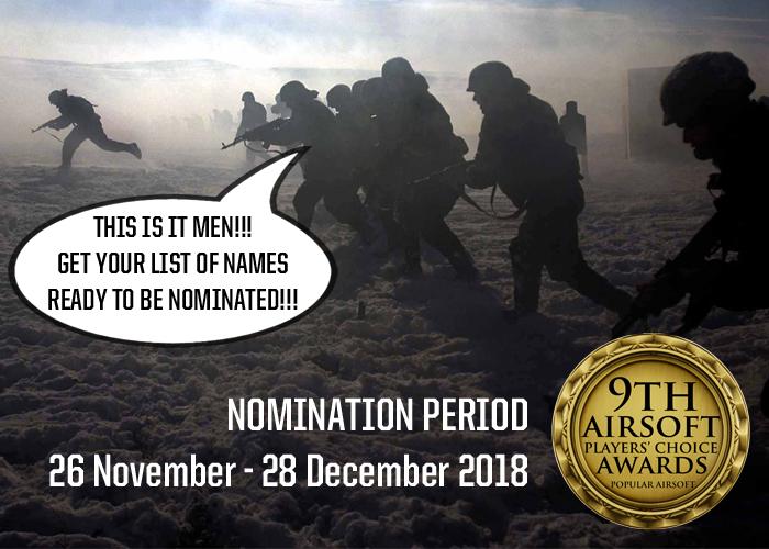 9 APCA Nomination First Week