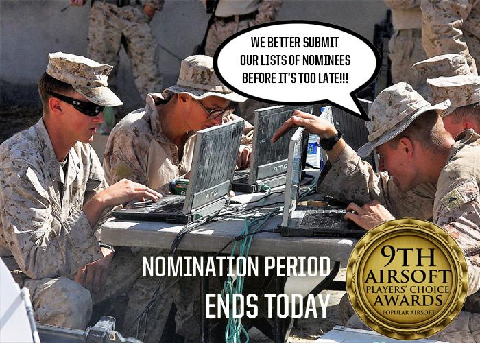 9 APCA Nominations Final Day