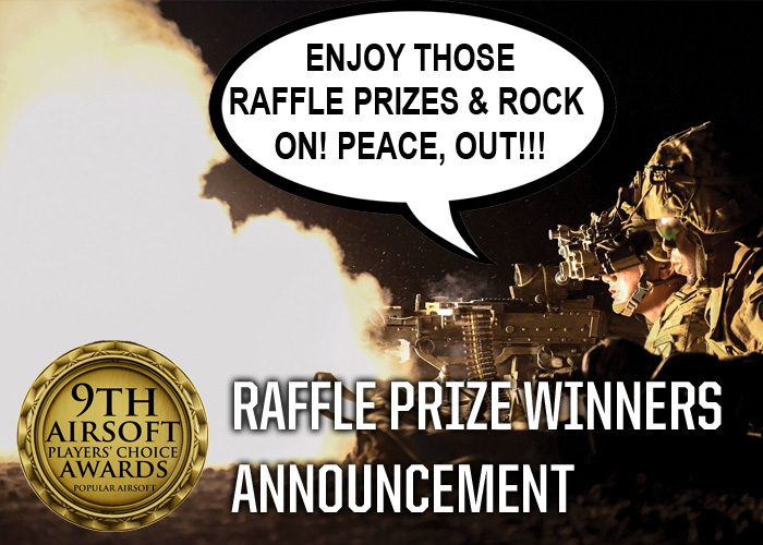 9 APCA Voting Raffle Winner Prize Announcement