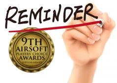 9 APCA Reminder
