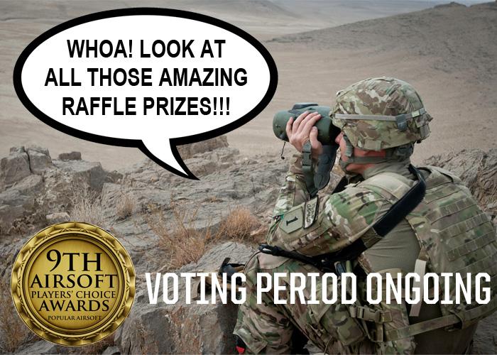 9 APCA Voting Raffle Prize Announcement