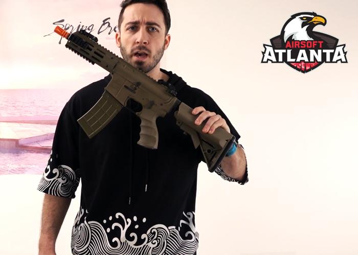 Airsoft Atlanta Video: Tippmann Recon AEG